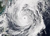 台風21号 2018年