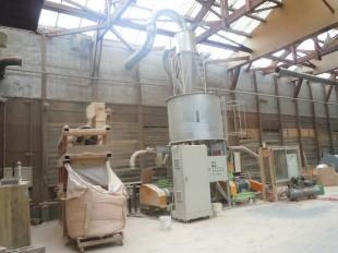ペレット工場