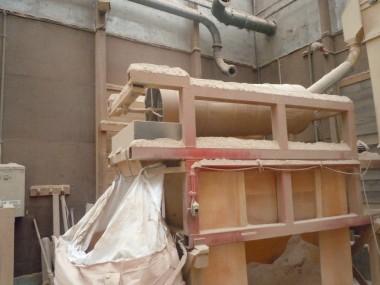 ペレット製造工程 成型