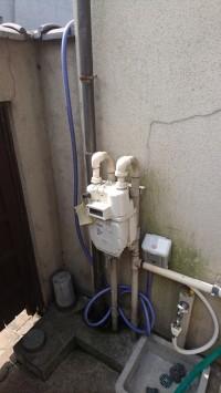自動水やり器 SAW-1 設置