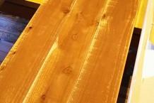 くんえん乾燥仕上げ木材 杉