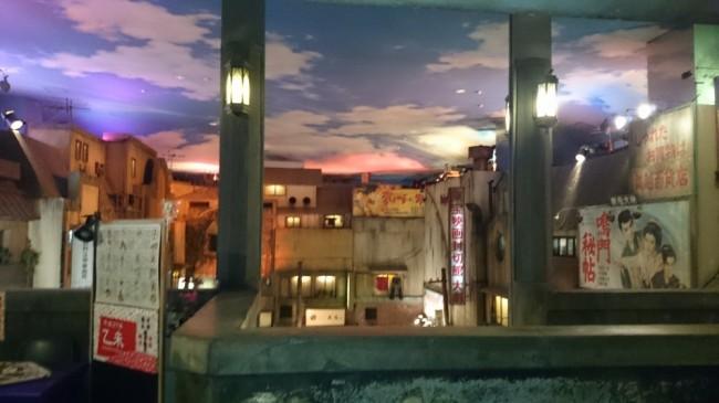 新横浜ラーメン博物館:内部