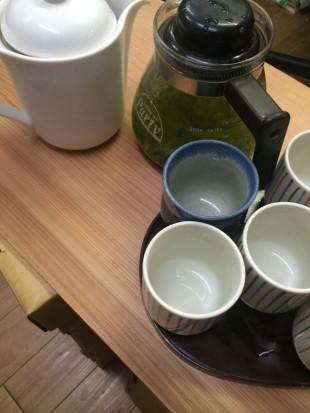 新月のお茶 満月のお茶 飲み比べ